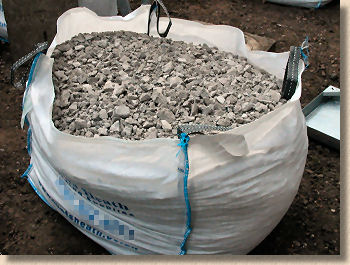 bulk bag of DTp1