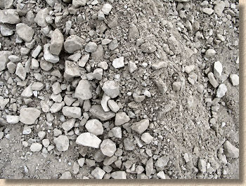 type 1 limestone uncompacted