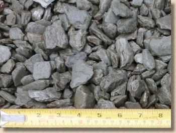 westmoreland slate chippings