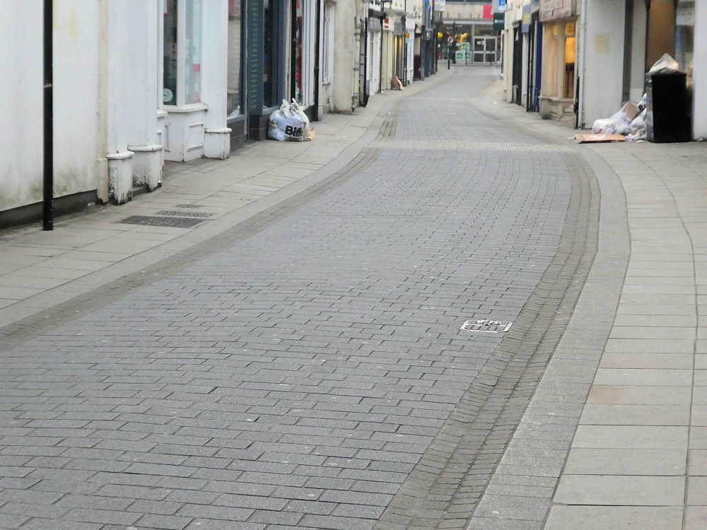 cbp rigid laid haverfordwest view