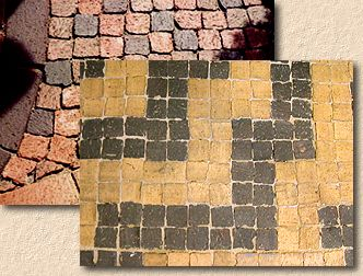 'cobbles montage' from the web at 'http://www.pavingexpert.com/images/blocks/clay_cobbs01.jpg'