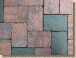 3:2 clay pavers