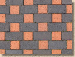 flemish pattern clay pavers
