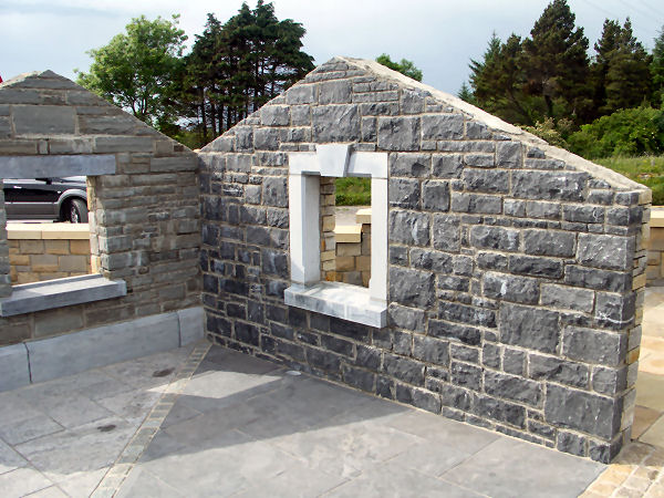 irish limestone walls