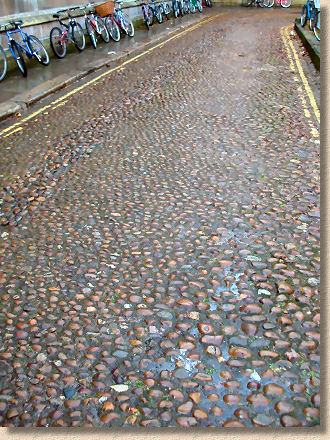 cherwell cobbles in oxford