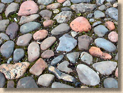 feature cobbles
