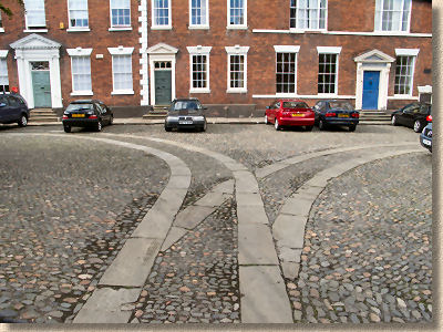 chester cobbles
