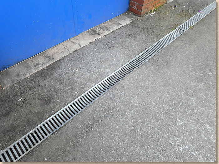 Concrete Floor Drain Channel Carpet Vidalondon