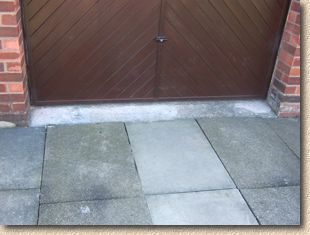 garage threshold