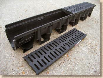 plastic linear channel