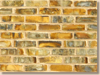 stretcher bond brickwork