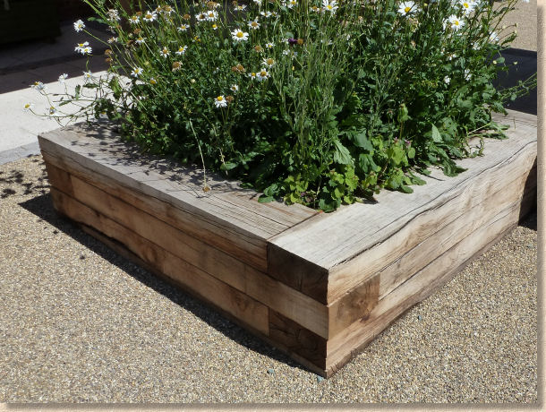 sleeper planter