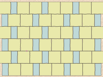 pavingexpert patterns and layouts for flags and slabs