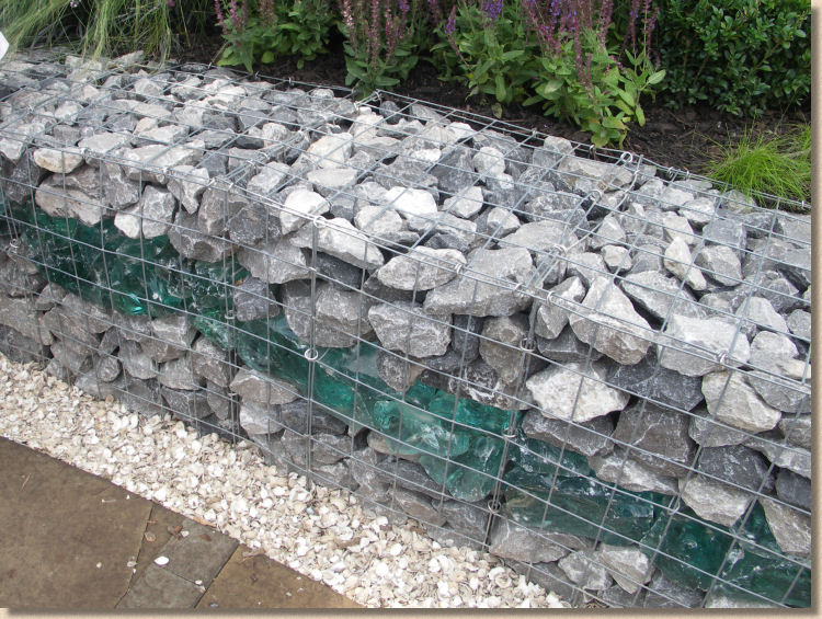 layered fill gabion