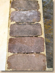 Reclaimed Clay Pavers
