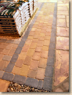 Antique Paving