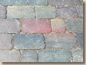 Woburn Cobble block paving