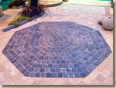 MB Octagon from Natural Paving