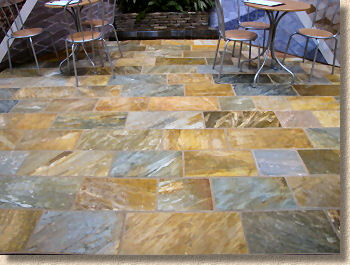 Natural Paving Quartzite