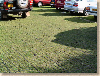 Paving Expert Aj Mccormack And Son Reinforced Grass Paving