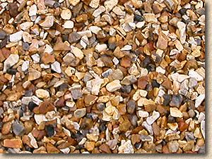 angular gravel