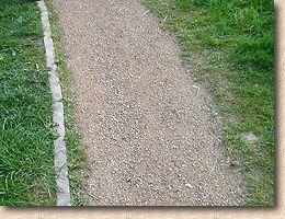 Paving Expert - AJ McCormack and Son - Self-Binding Gravels