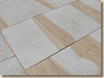 close jointed sawn yorkstone