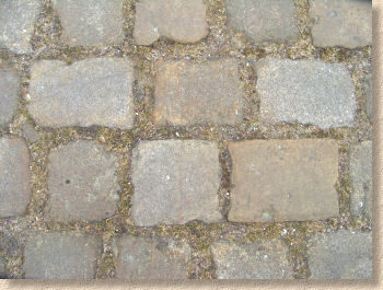 dry jointed setts