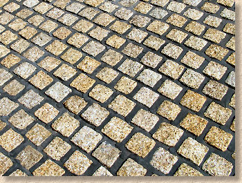 grouted setts