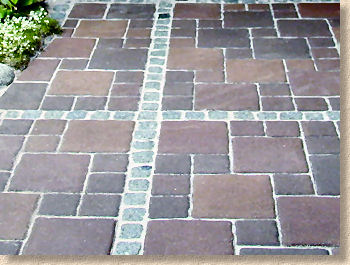 easy jointed patio