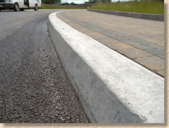 Paving Expert Aj Mccormack And Son Edgings Amp Kerbs