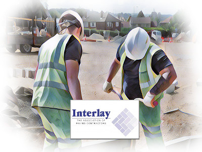 Interlay - The Trade Association for Paving Contractors Logo