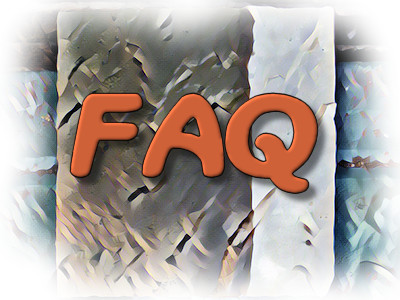 FAQ - When paving sealants go wrong Logo