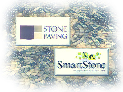 Stone Paving Supplies and SmartStone awards Logo