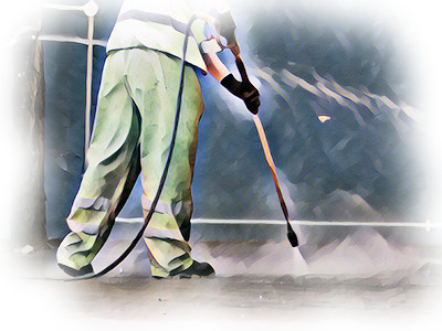 Maintenance and Repair - Power Washers Logo