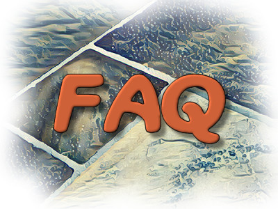 FAQ - Is permeable jointing OK to use? Logo