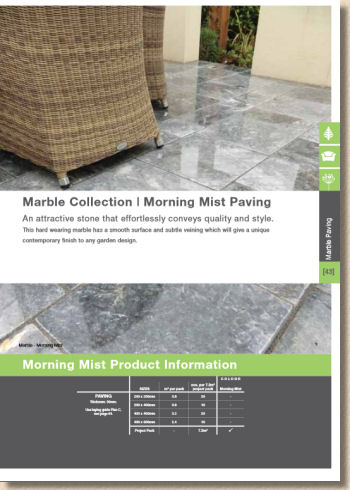 marble paving