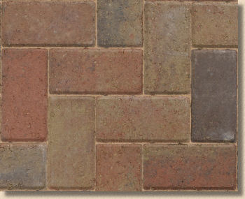 sunrise block pavers