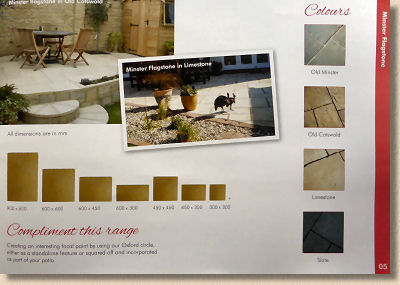 minster paving slabs