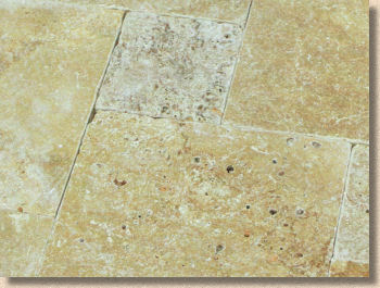cappuccino travertine