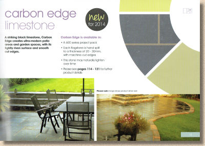 carbon edge paving