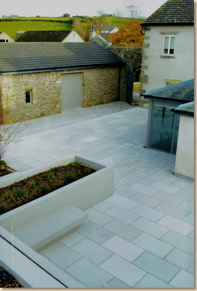 Serenity Paving in York Green