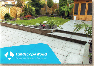 Landscape World 2015 brochure