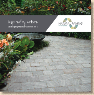 Natural Paving 2016 brochure