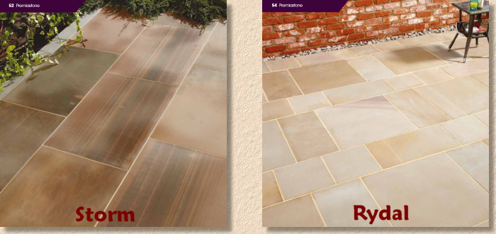 storm and rydal paving