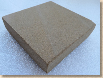 Fine grained sandstone