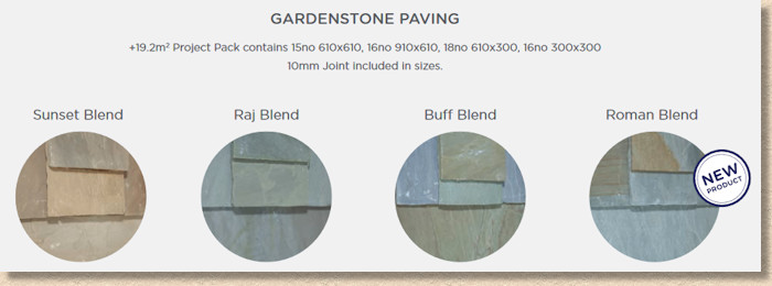 global gardenstone blends