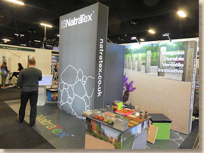 Natratex at Landscape Show