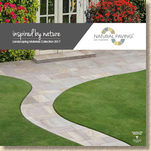 Natural Paving 2017 brochure