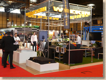 wrekin products at traffex